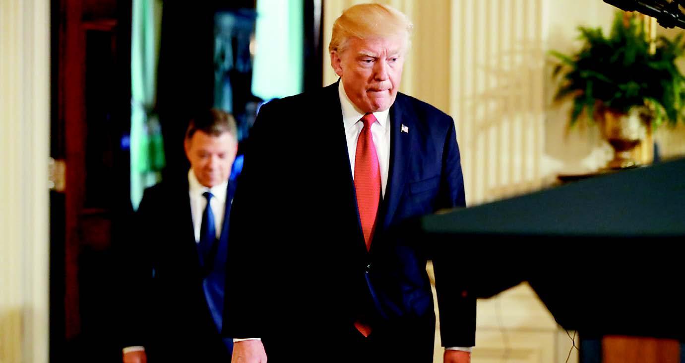捲入「通俄門」,特朗普認為這是「最嚴重政治迫害」。