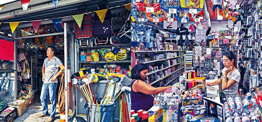 對於新一代移民來說,99仙店讓他們走出昔日的框框,闖出新的路向。An Rong Xu/紐約時報