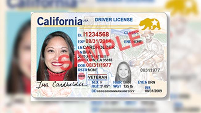 自1月22日於全加州60個辦事處開始接收申辦REAL ID。  NBC 7 San Diego