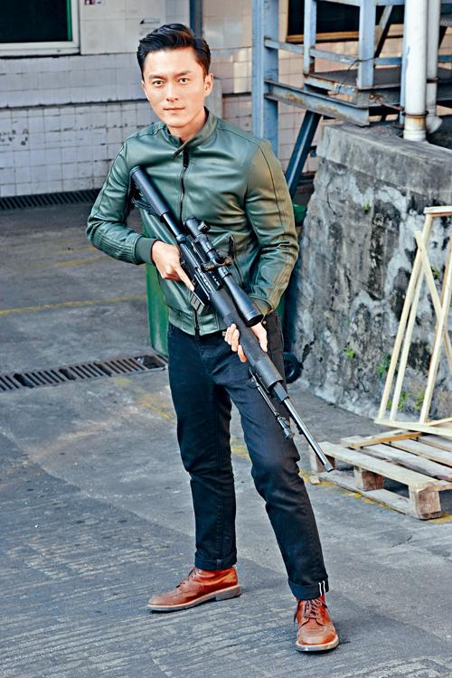 楊明希望順利完成《兄弟》拍攝工作,可以跟女友一起過年。