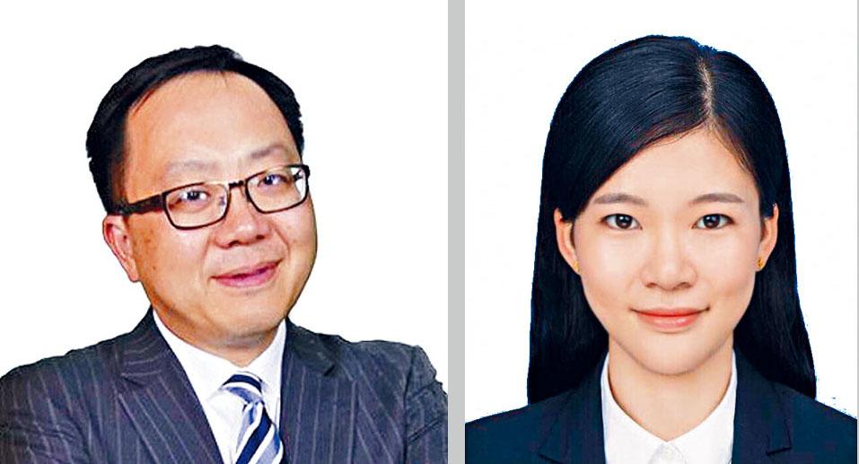 Warren Wang為北美比特幣投資教育教父, 美國上市公司中文投資網創始人和首席執行官兼董事會主席(左圖);Amber畢業於美國一流名校約翰霍普金斯大學,獲得金融學碩士學位,曾在世界第六大投行PNC Bank從事跨境併購與戰略咨詢業務(右圖)。