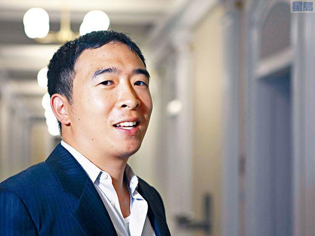 ■楊安澤是Venture for America的創始人兼總裁。    資料圖片