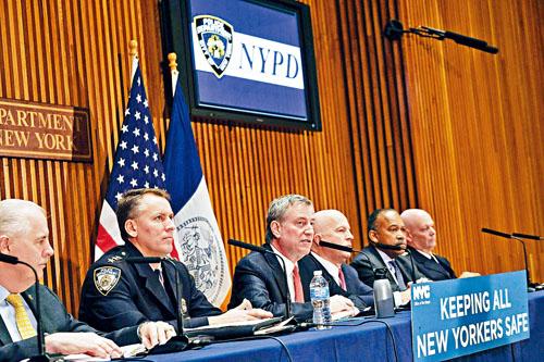 二月全市總體犯罪率再創新低,但強姦案卻增長。    市長辦公室提供圖片