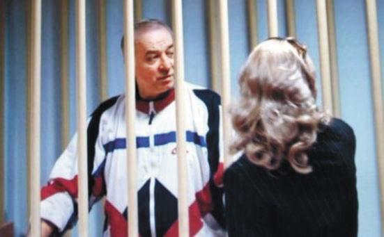 斯科利帕在俄羅斯被判定犯有為英國軍情六處刺探情報的罪行。網上圖片