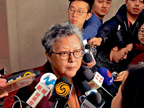 范太指部分年輕人不愛國,甚至抗拒中國,是教育出了問題。