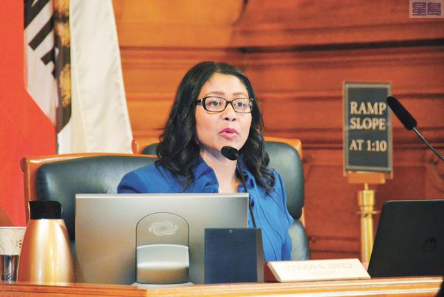 市參事會主席布里德星期二要求市府律師草擬法案,去組成姻親單位工作小組。資料圖片