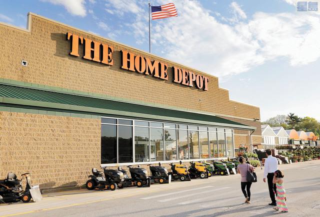 不當棄置有害物料,且未妥善處理消費者資料,家德寶(Home Depot)被罰款近2800萬元。美聯社