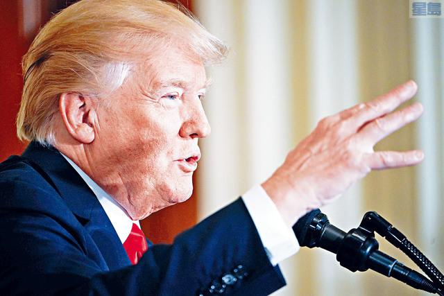 ■特朗普料將宣布加徵鋼鋁關稅政策,但報道說眾議院100多名共和黨議員封函白宮反對。     法新社