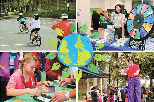東灣自行車協會將在菲蒙地球日活動上舉行家庭騎行活動。菲蒙市政府提供