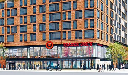 Target超市將於8月入駐「飛躍愛惜士」。     圖片來自Target