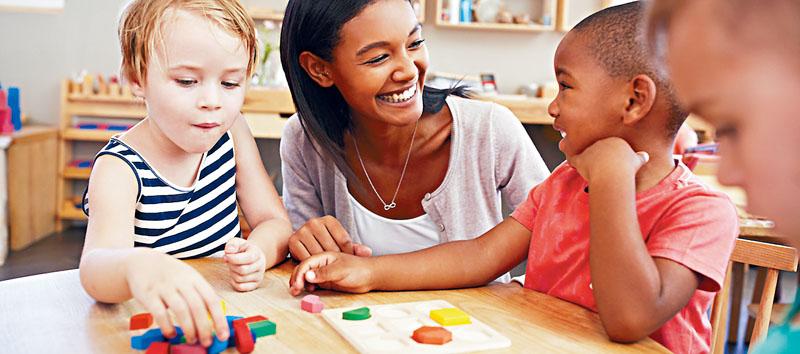 「早教紐約」提供幼教和早教服務。   市教育局官網