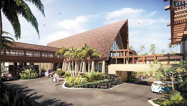 科科棕櫚渡假村可開始重建。資料圖片