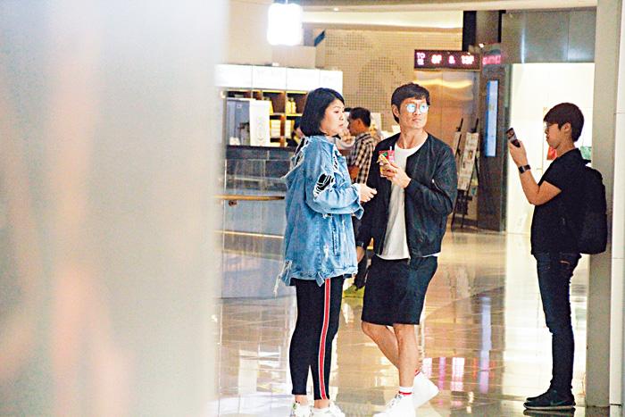 ■拍拖17年後,黃德斌與女友終決定開始人生新階段。(資料圖片)