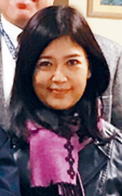 王憲筠。圖片取自經文處網站