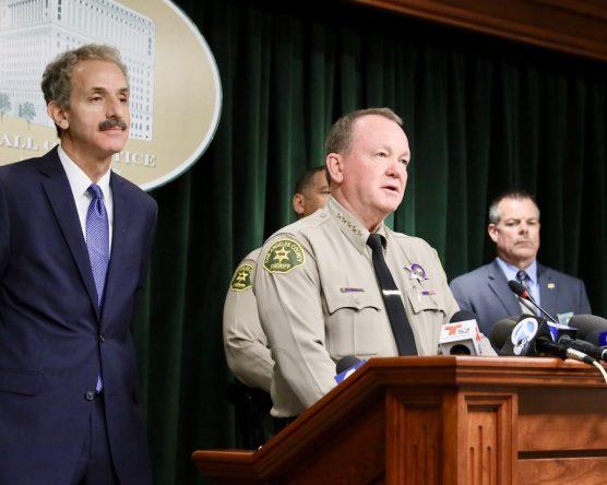 洛縣持槍犯罪或非法擁槍者,100%服滿牢刑。SCVTV