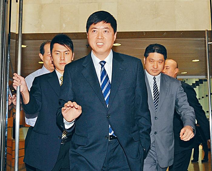 劉希泳曾活躍於香港商界,但也捲入多宗金錢糾紛。資料圖片