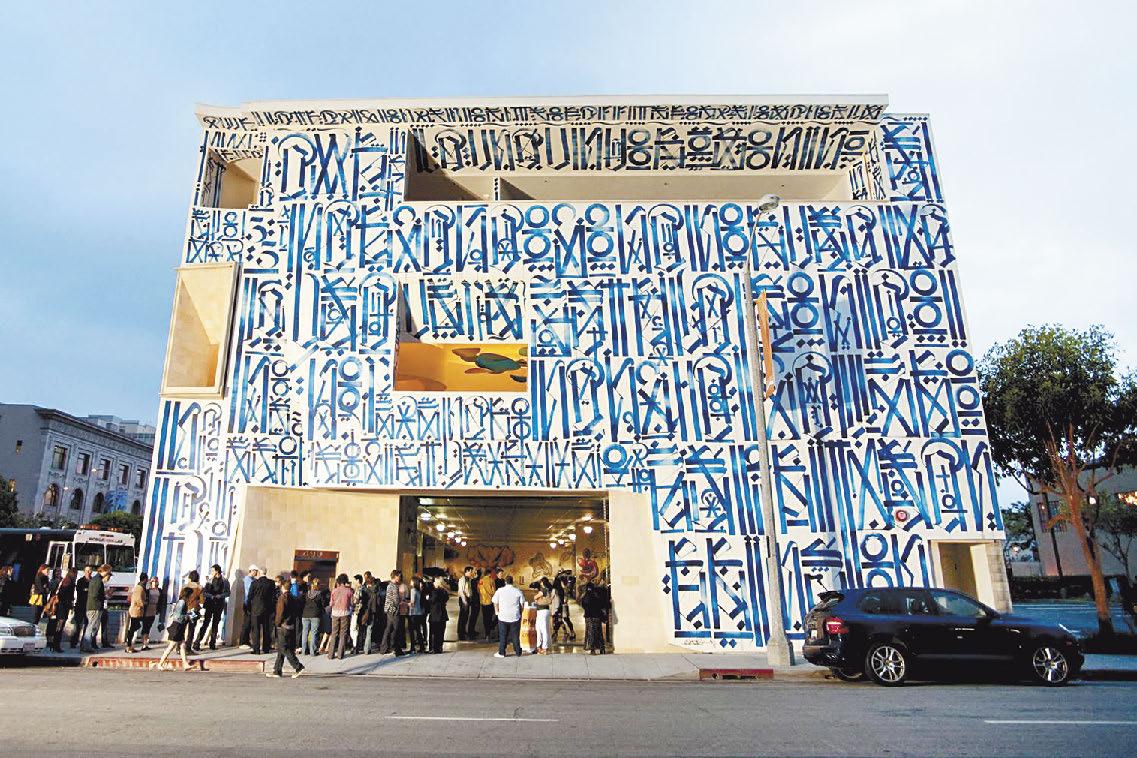 帕沙迪納加州藝術博物館正式劃下句點。 PMCA臉書