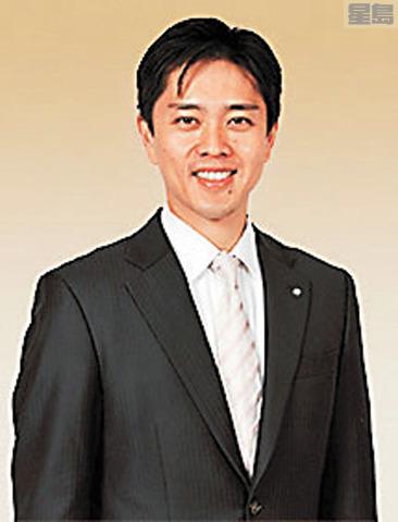 大阪市市長吉村洋文。資料圖片