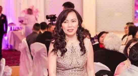 現年53歲的阮柔獨自帶大了3個女兒。取自募捐網站