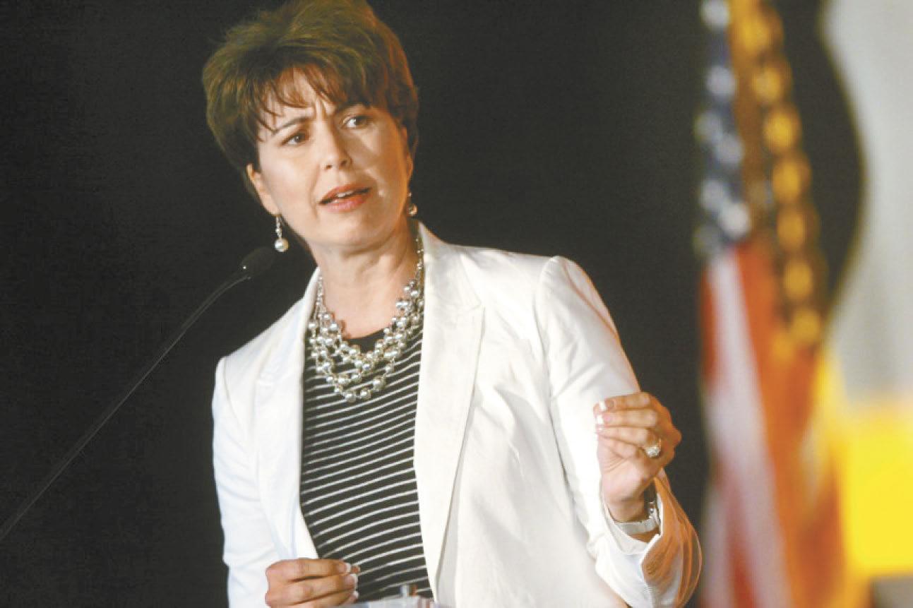 參議員萊瓦要求公立大學提供學生墮胎藥物,維護婦女生殖保健權利。檔案照