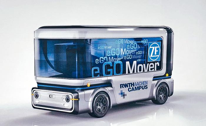 德國初創e.GO藉智能生產,製造出經濟實惠的電動車。