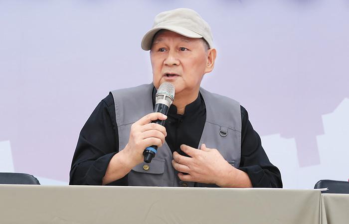 林國權原定出任高雄市政府原住民事務委員會主委,他4日現身表示,考量不影響團隊形象放棄接任。中央社