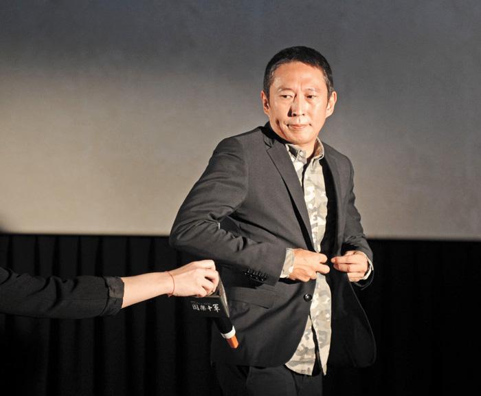 導演鈕承澤遭劇組女工作人員控告性侵。中央社資料圖片