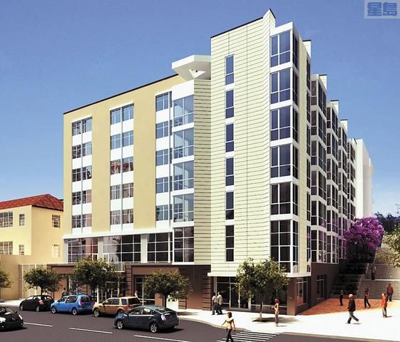 三藩市希斯谷Laguna街95號的全新可負擔長者公寓Open House有57個單位正在接受62歲或以上的長者申請。  Open House網站圖片