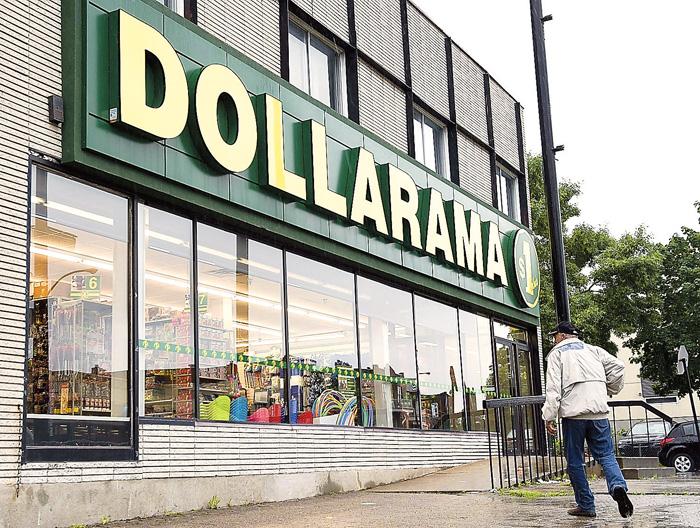 ■Dollarama稱持續會以最低價商品為銷售重心。 加通社