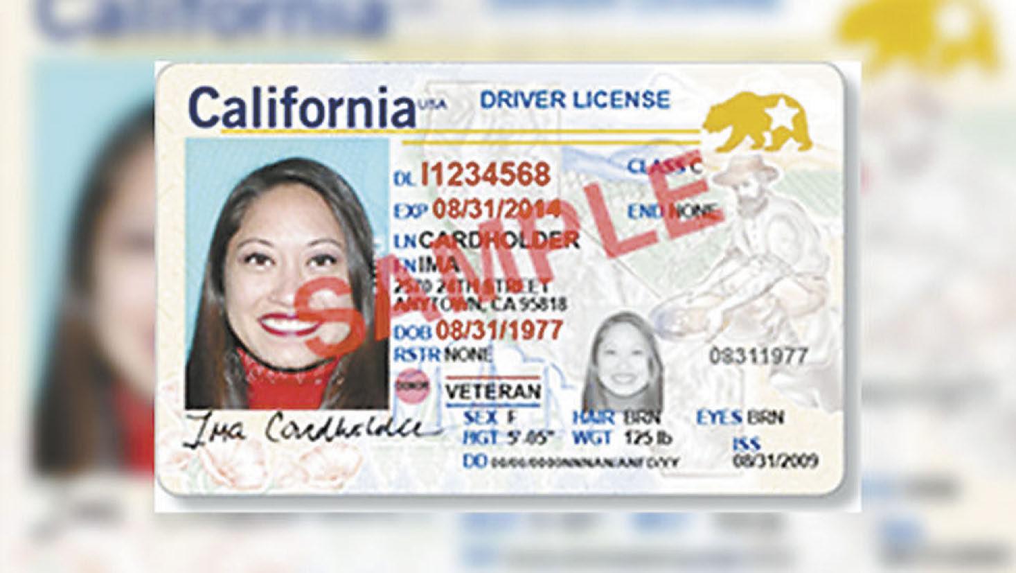 國土安全部尚未續簽「Real ID延期計畫」,22日起加州居民恐將無法持加州駕照搭乘國內班機。abc 7
