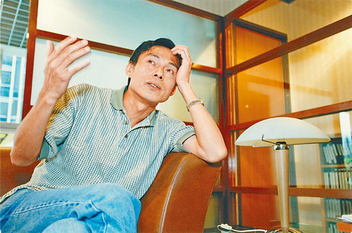 ■林嶺東導演早前於家中猝逝,終年63歲。   (資料圖片)