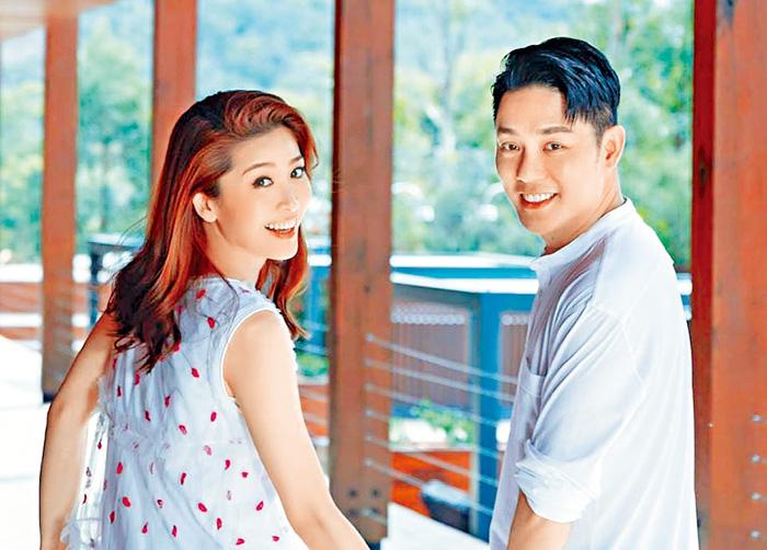 ■周勵淇上月宣布與內地演員傅浤鳴結婚。(資料圖片)