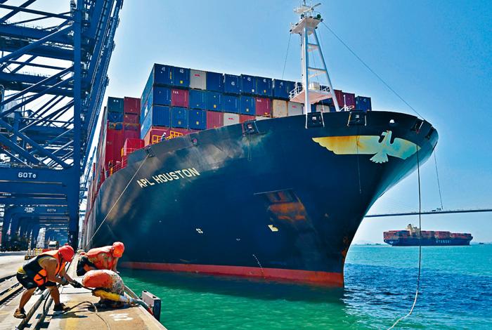 海港聯盟強調在適當營運下,會提升碼頭競爭力。