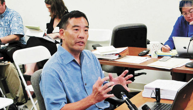 l 州審計官紺戶揭發,夏威夷州土資局處理數百萬元經費不當。資料圖片