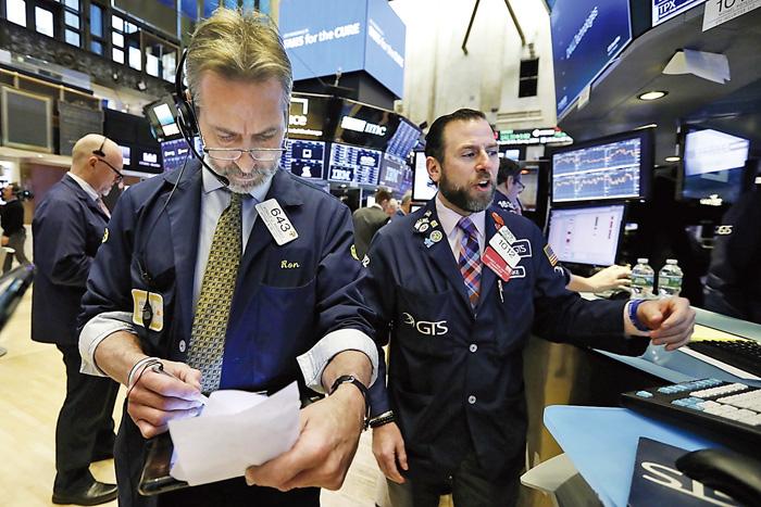 ■加股連續五天上漲。 網上圖片
