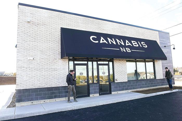■紐賓士域省大麻零售店已開始裁員。   加通社