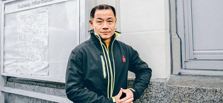 劉醇逸批評,市長提出的改革方案令人彼此對立。Haruka Sakaguchi/紐約時報