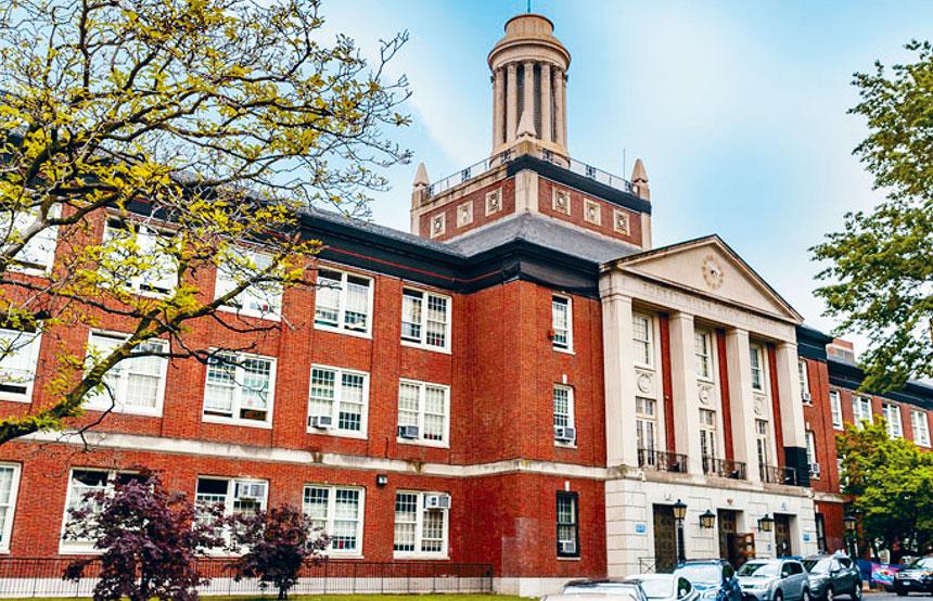Forest Hills HS在區內大受歡迎。網站圖片