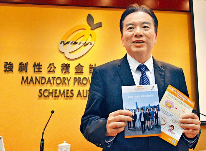 積金局主席黃友嘉希望臨時工可開「散工卡」,進一步保障自己的權益。