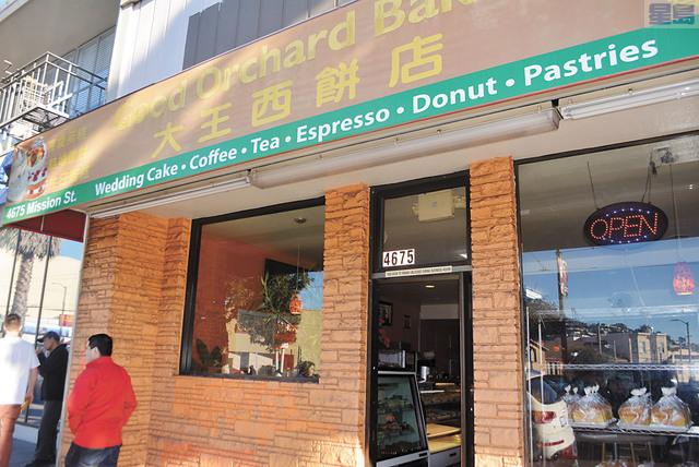 Excelsior區餅店上月遇劫。報案四小時後,警方才到來處理。本報資料圖片