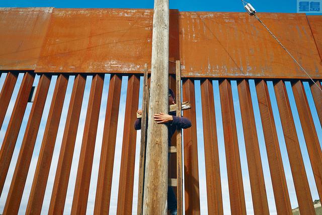 ■傳特朗普作出讓步,願接受興建邊境牆撥款20億的協議。美聯社