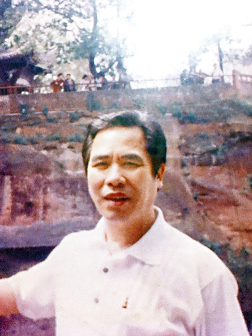 法拉盛居民王德明已經被囚禁超過兩年半。Richard Wang提供