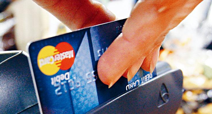 留學生涉嫌盜刷信用卡被捕。美聯社圖片