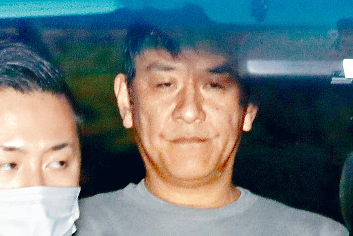 ■瀧皮爾昨早由羈留所被送到東京檢察廳。