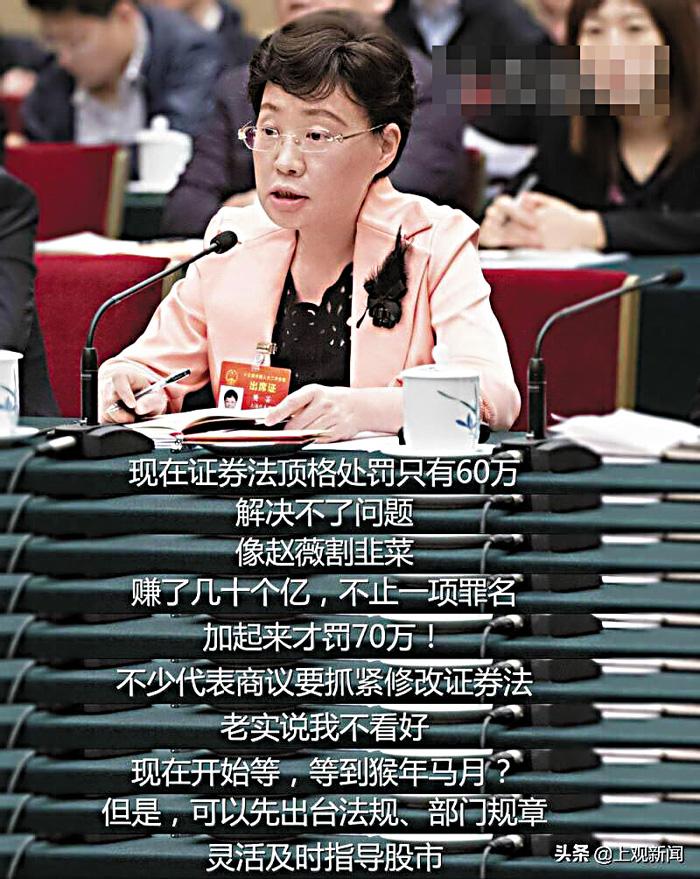 樊芸敢言,被稱「犀利姐」。網上圖片