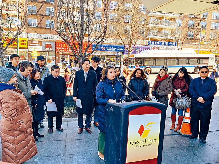 紐約市亞太裔美國人完整計算宣布展開為期一年的人口普查宣導計劃。