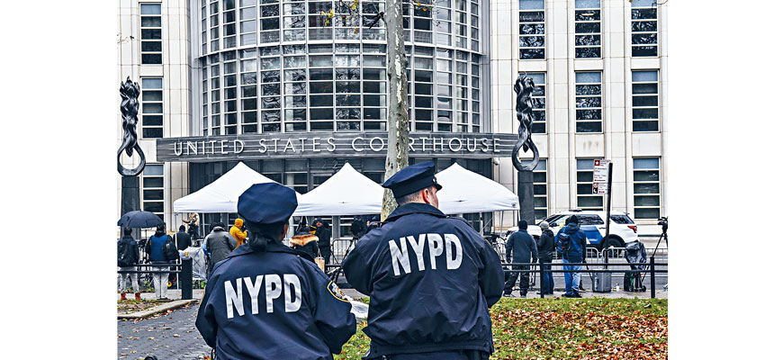 紐約市警務處的和解金額佔市府相關開支總數近四成。Stephanie Keith/紐約時報