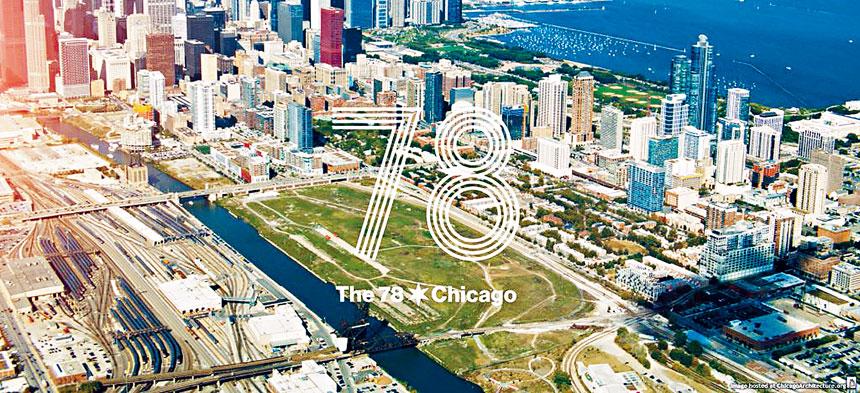 78社區日後的開發,能不能造福到唐人街社區,是華裔關心的議題。芝加哥市府官網