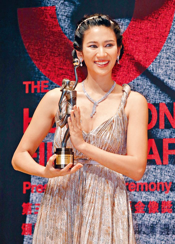 ■菲律賓演員Crisel Consunji以《淪落人》奪得最佳新演員獎。