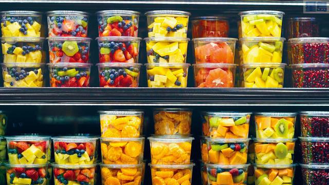 ■瓜類產品處理不當,易受沙門氏菌污染。 CNN圖片